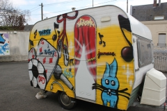 CAJ Rivery - Décoration Caravane