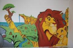 "IMDécoration ""Le roi Lion"""